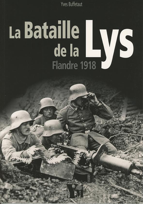 La résistance alliée de la Lys au mont Kemmel