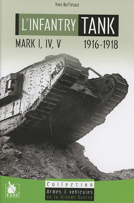 Infantry tank, Mark I, IV et V - version française