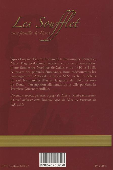 Histoire du Nord - 4e de couverture