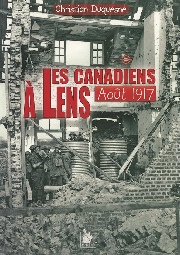Christian Duquesne - Canadiens à Lens