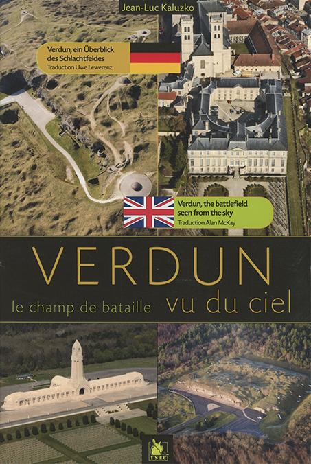 photos aériennes du champ de bataille de Verdun