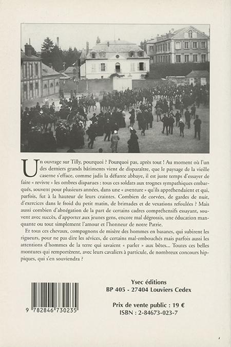 Jean-Louis Martin - Évreux, grandes et petites heures du quartier Tilly tome 1 4è de couverture