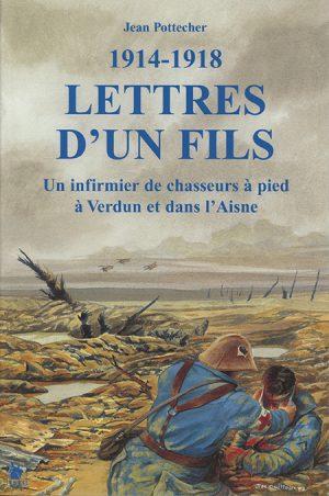 Lettres du front de l'infirmier Jean Pottecher