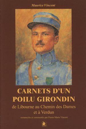 Journal de guerre de Maurice Vincent, poilu de Verdun