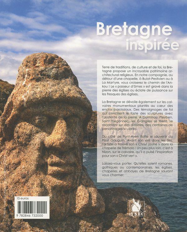 Benoit Vochelet - Bretagne inspirée 4è de couverture