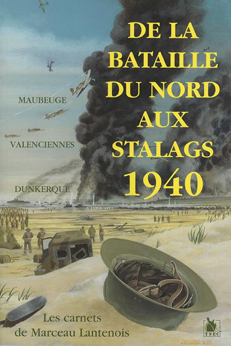 témoignage de guerre de Marceau Lantenois