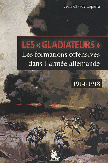 formations offensives allemandes