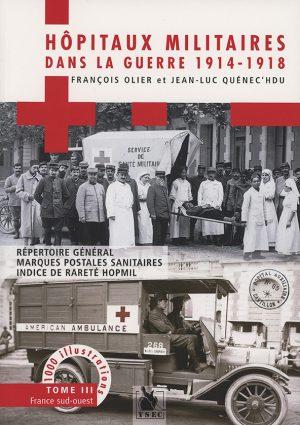 Hôpitaux militaires, tome III