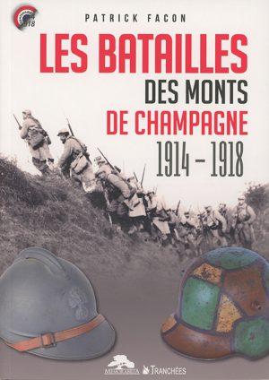batailles des monts de Champagne