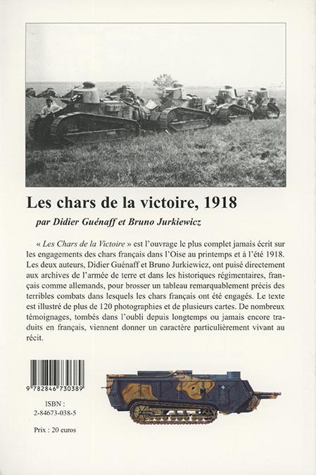 premiers chars d'assaut
