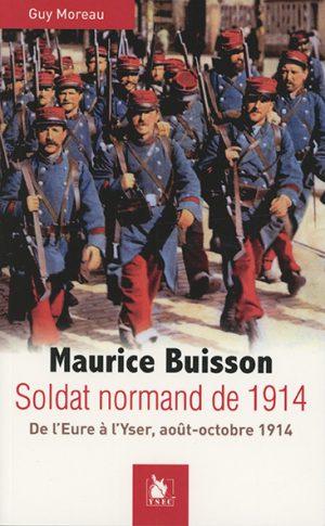 soldat normand de 1914