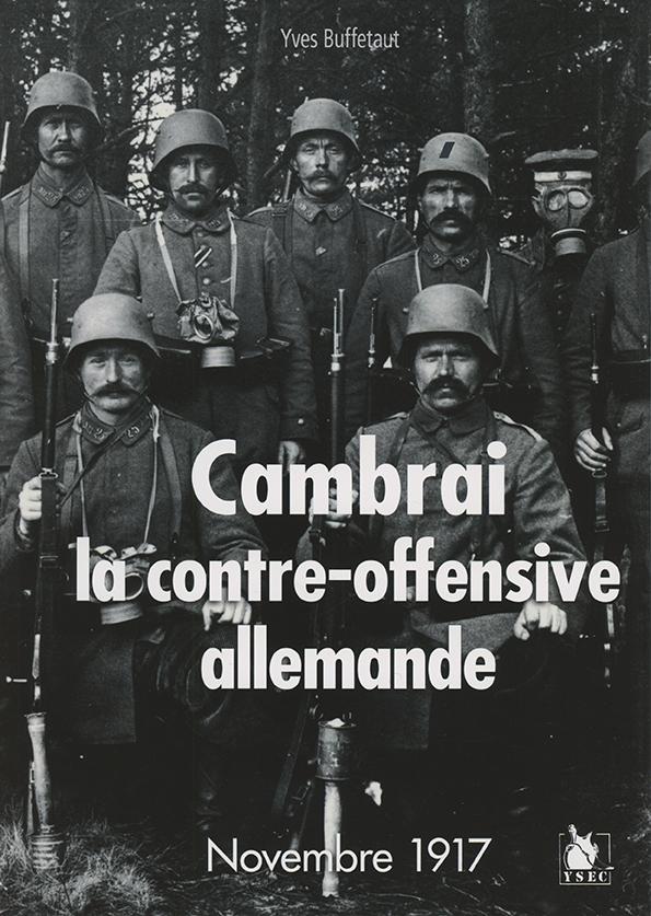 Cambrai, la contre-offensive allemande