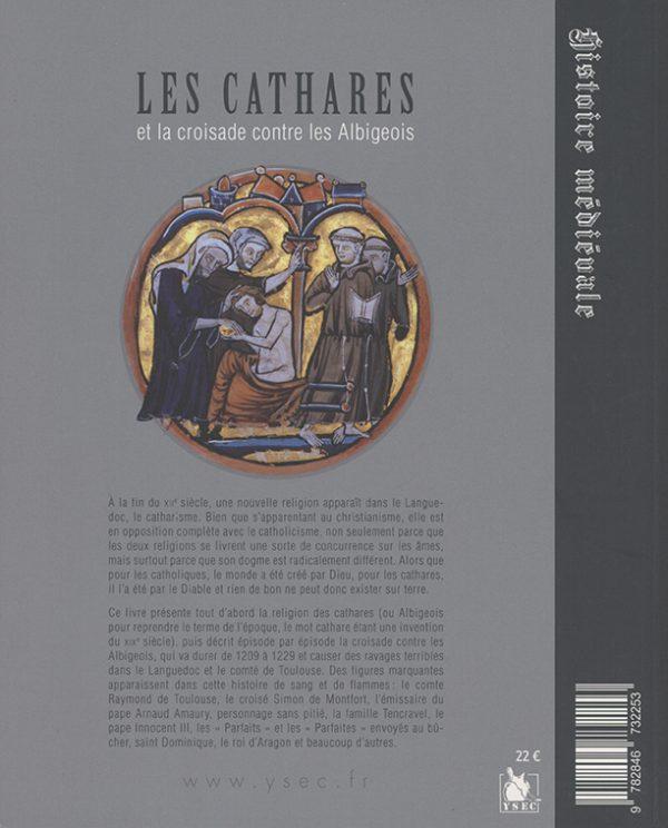 Les Cathares et la croisade contre les albigeois - 4e de couverture