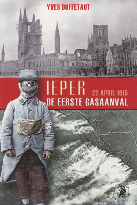 Ieper, 22 april 1915, de eerste gasaanval