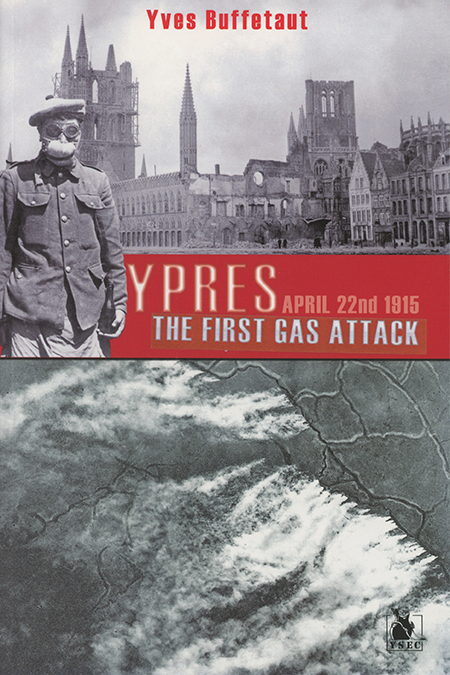 Ypres the first gas attack