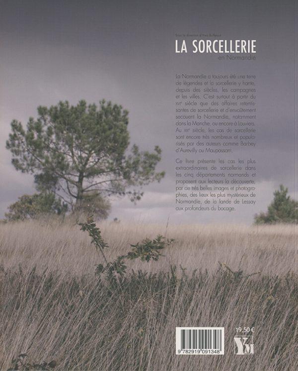La sorcellerie en Normandie - 4e de couverture