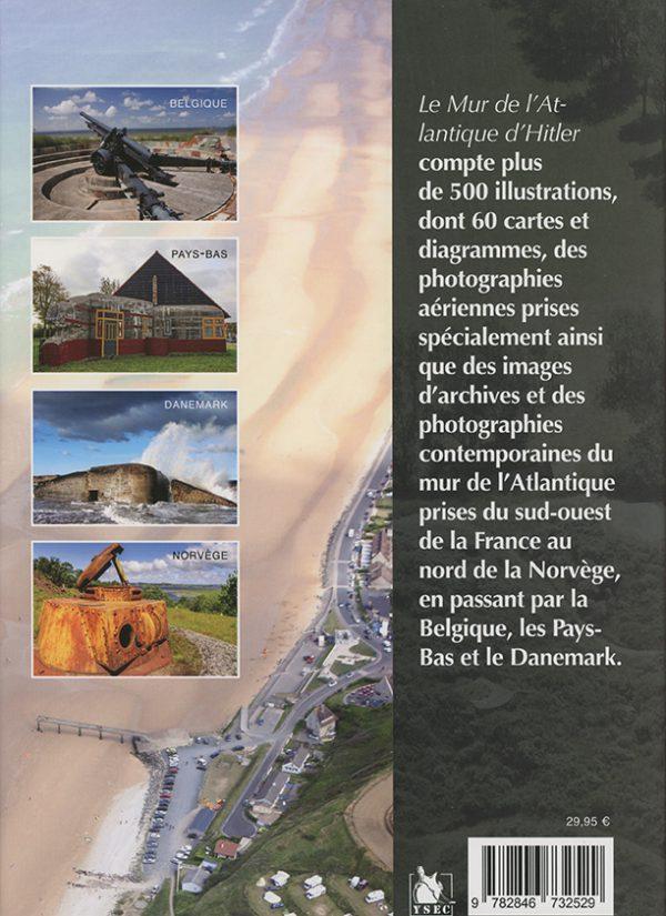 Le Mur de l'Atlantique d'Hitler - 4e de couverture