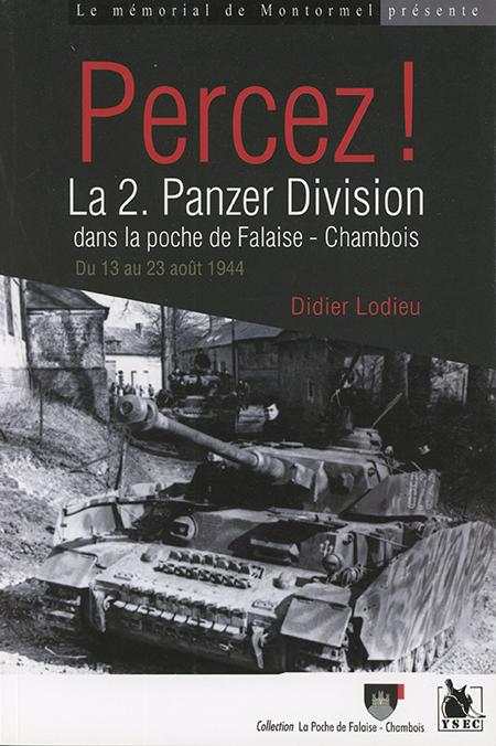 La 2. Panzer Division dans la poche de Falaise