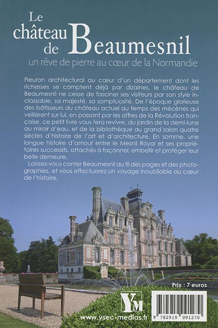 Château de Beaumesnil - 4e de couverture