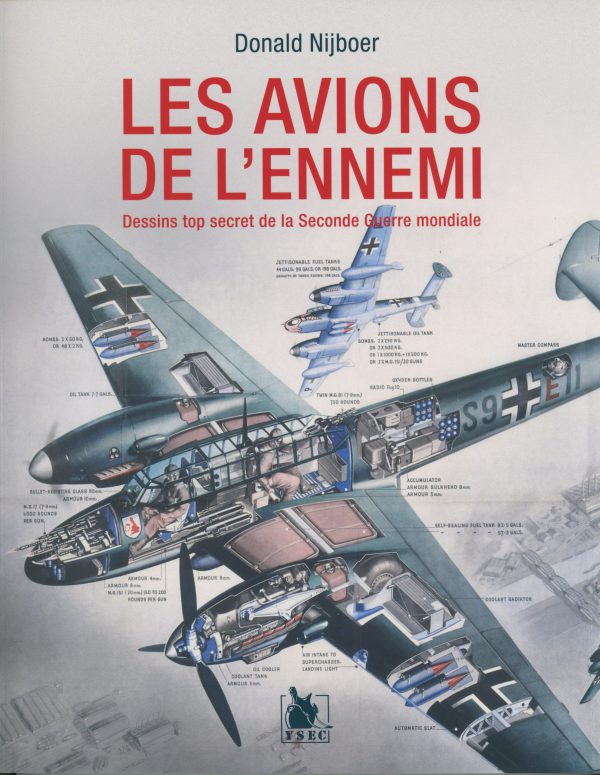 Les avions de l'ennemi