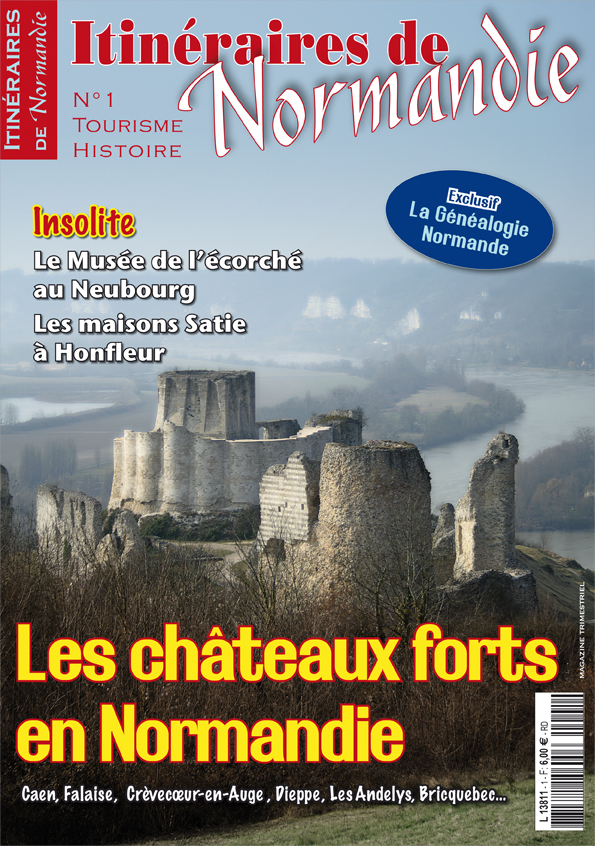 Itinéraires de Normandie - n°1