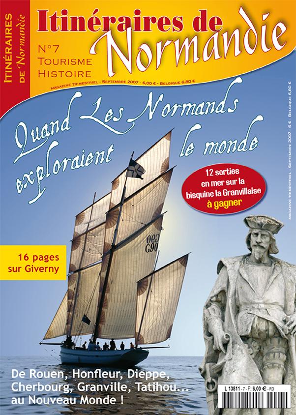 Itinéraires de Normandie - n°7