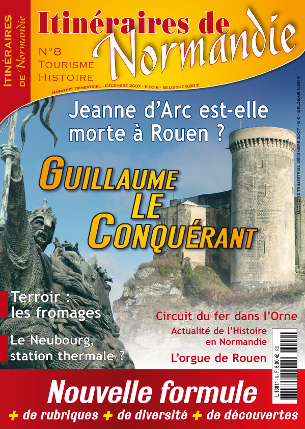 Itinéraires de Normandie – n° 8
