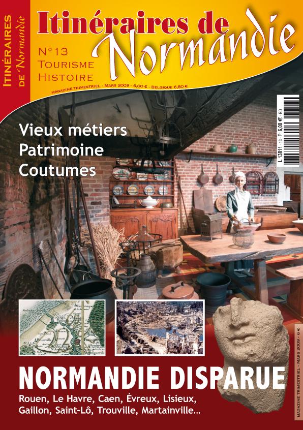 Itinéraires de Normandie - n°13