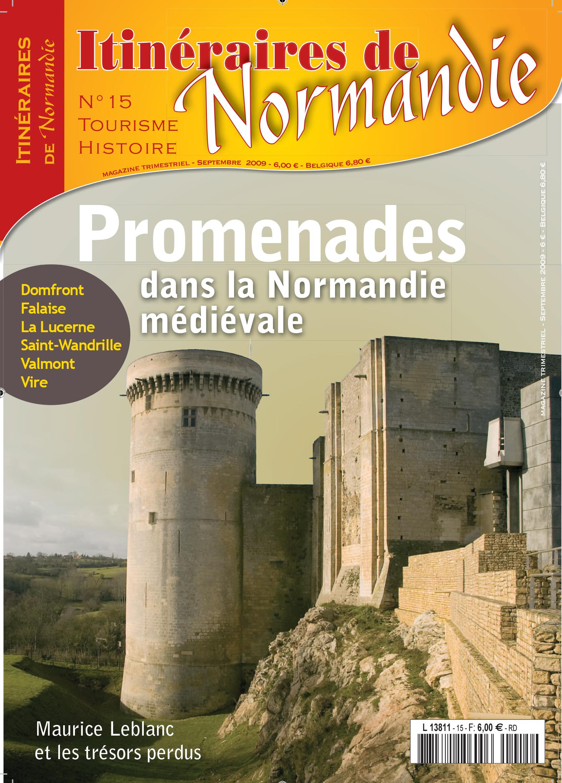 Itinéraires de Normandie - n°15