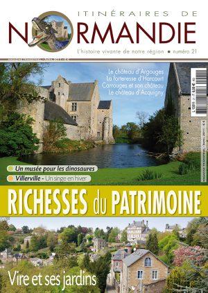 Itinéraires de Normandie - n°21