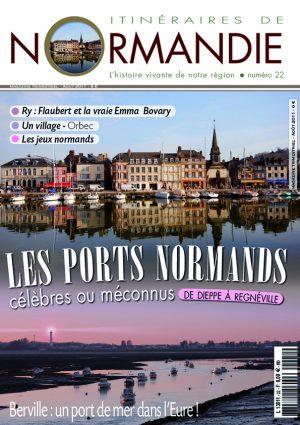 Itinéraires de Normandie - n°22