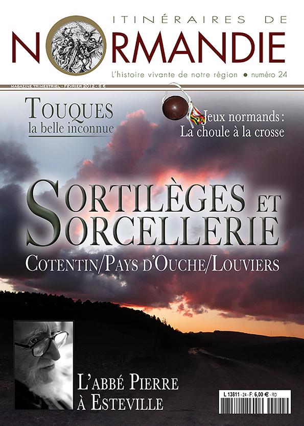 Itinéraires de Normandie - n°24