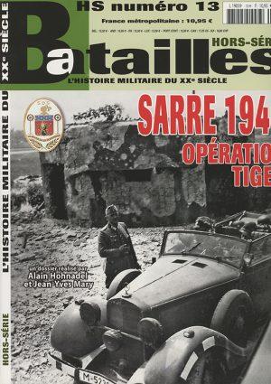 Batailles - Hors-série ancienne formule n°13