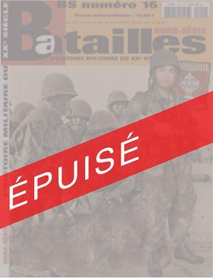 Batailles - Hors-série ancienne formule n°16