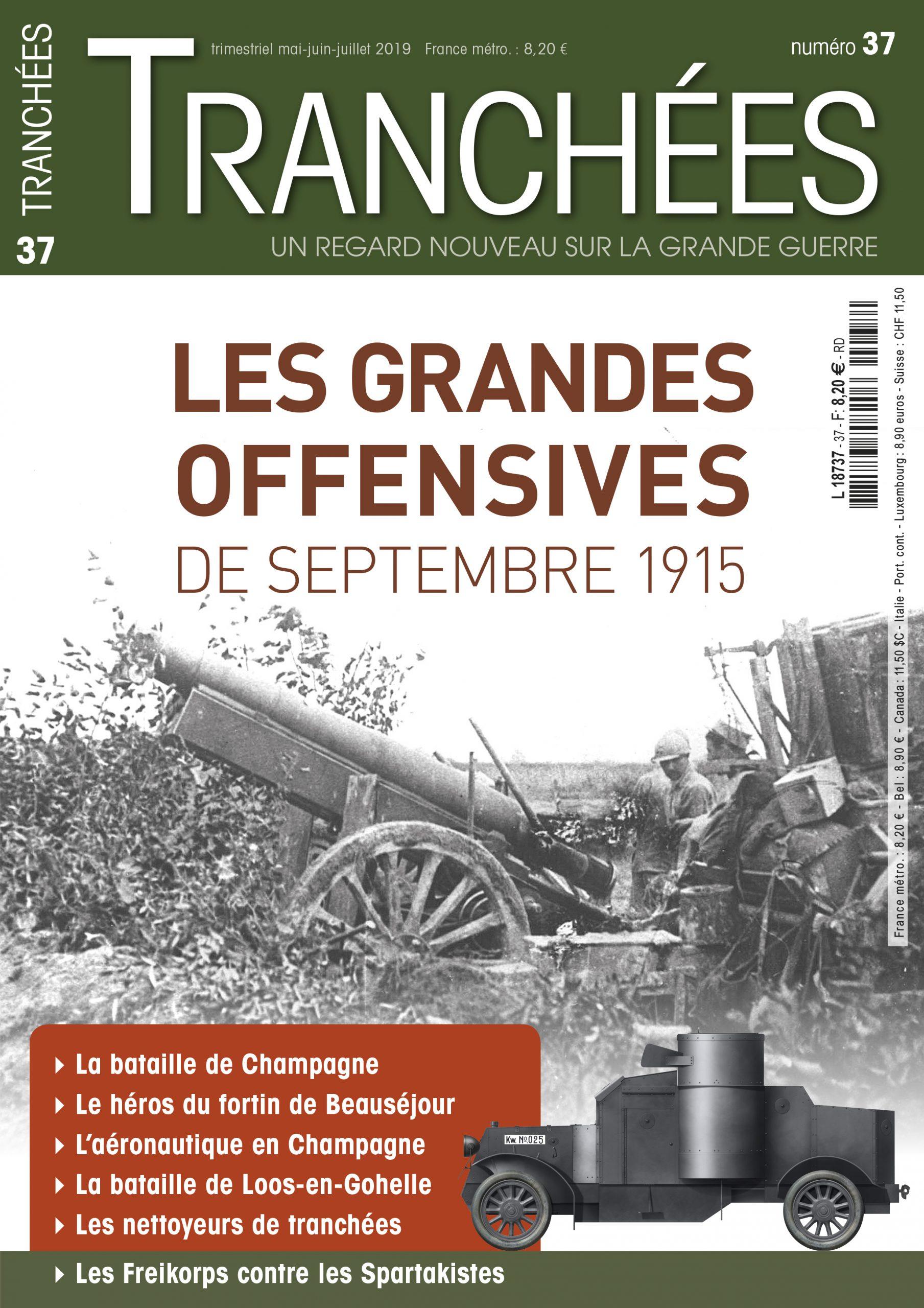Tranchées - n°37
