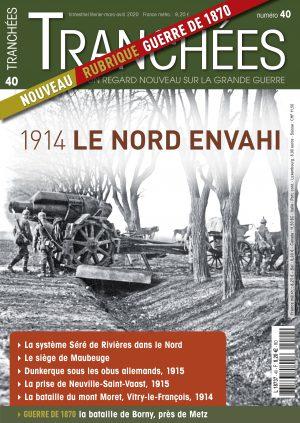 Tranchées - n°40