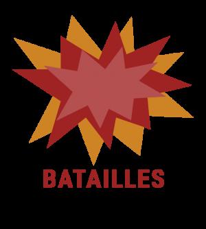 Batailles deuxième guerre mondiale