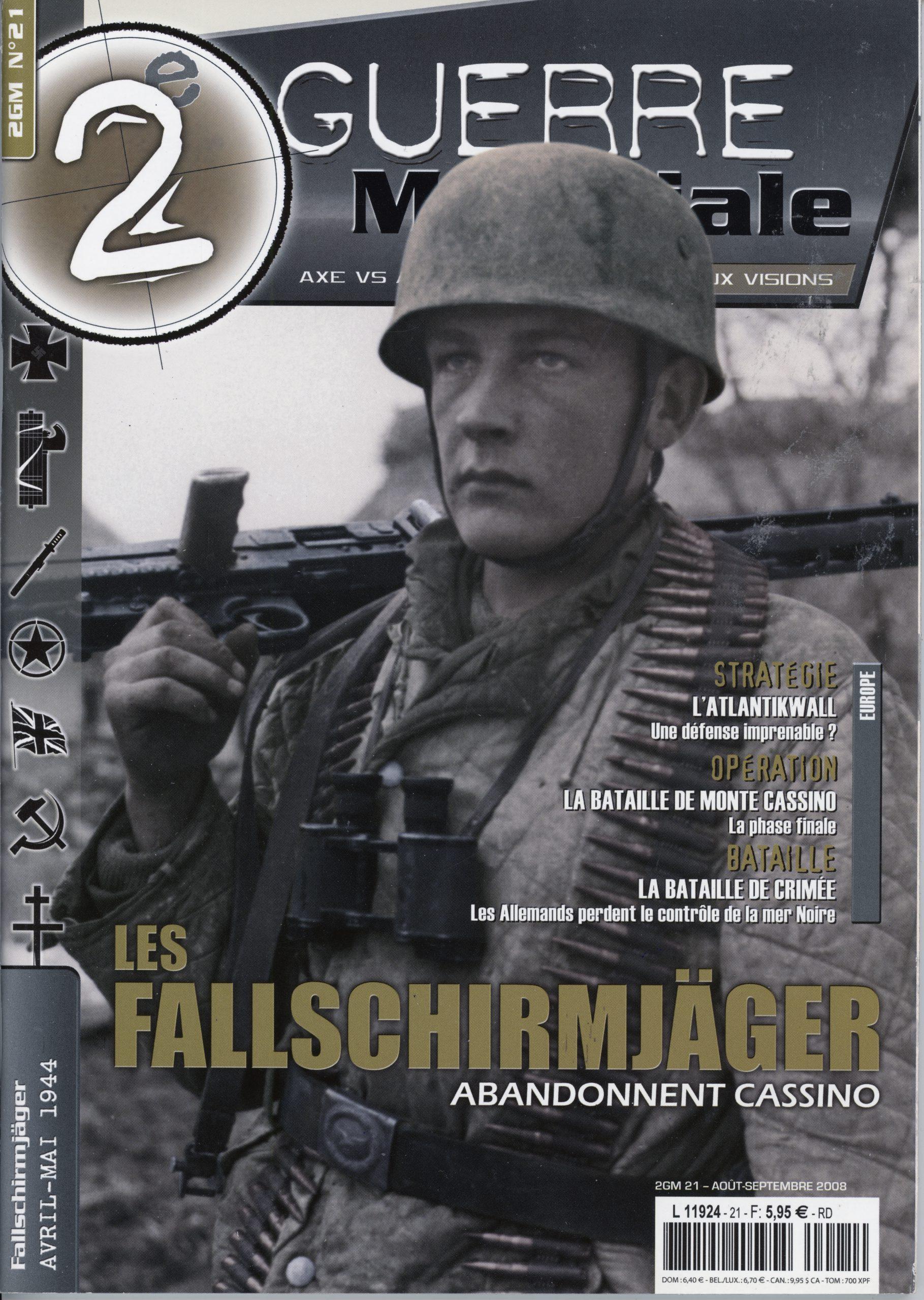 2GM magazine n° 21
