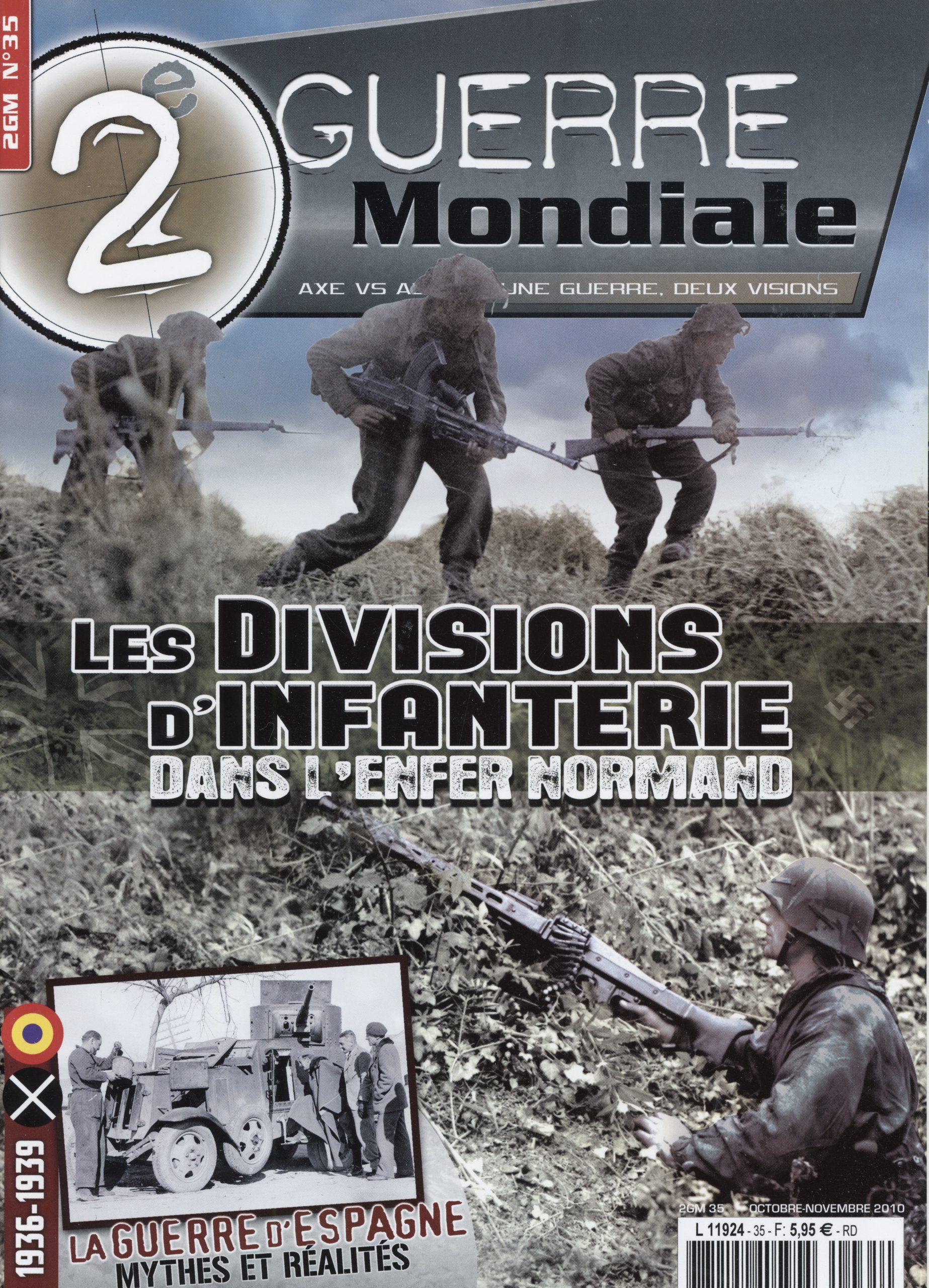2GM magazine n° 35