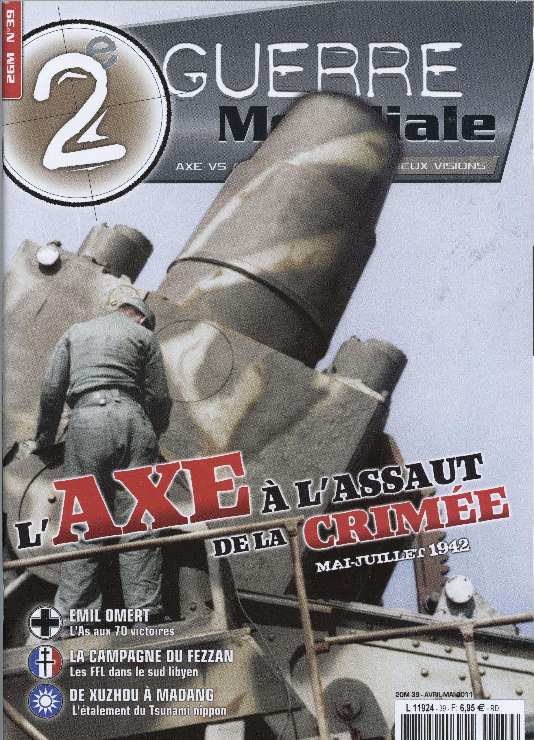 2GM magazine n° 39