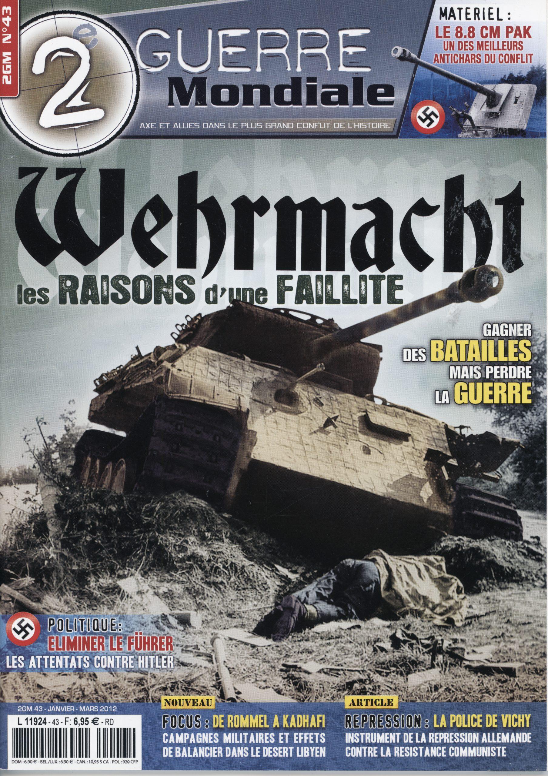 2GM magazine n° 43
