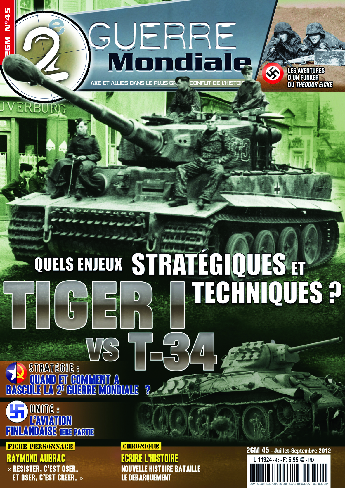 2GM magazine n° 45