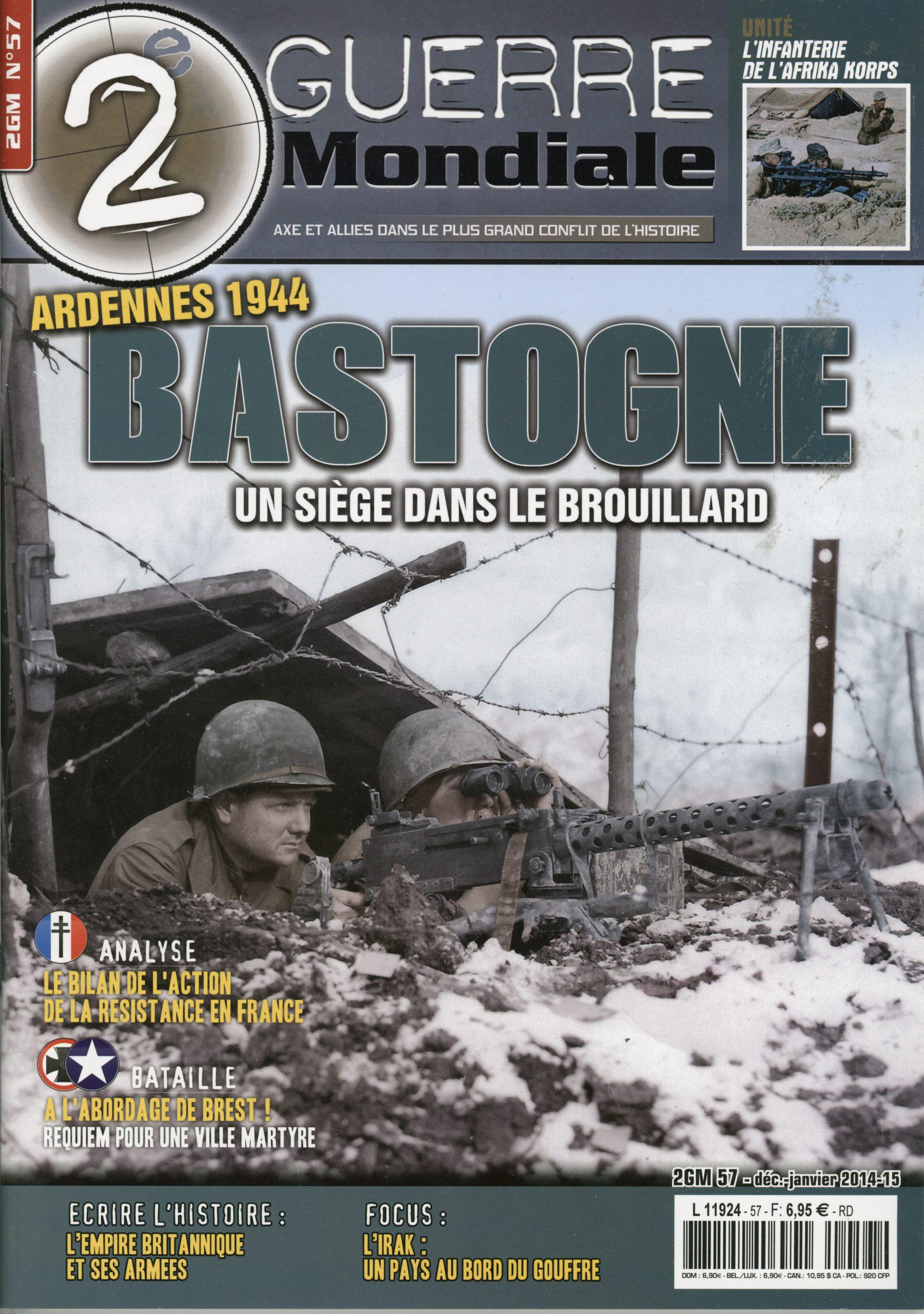 2GM magazine n° 57