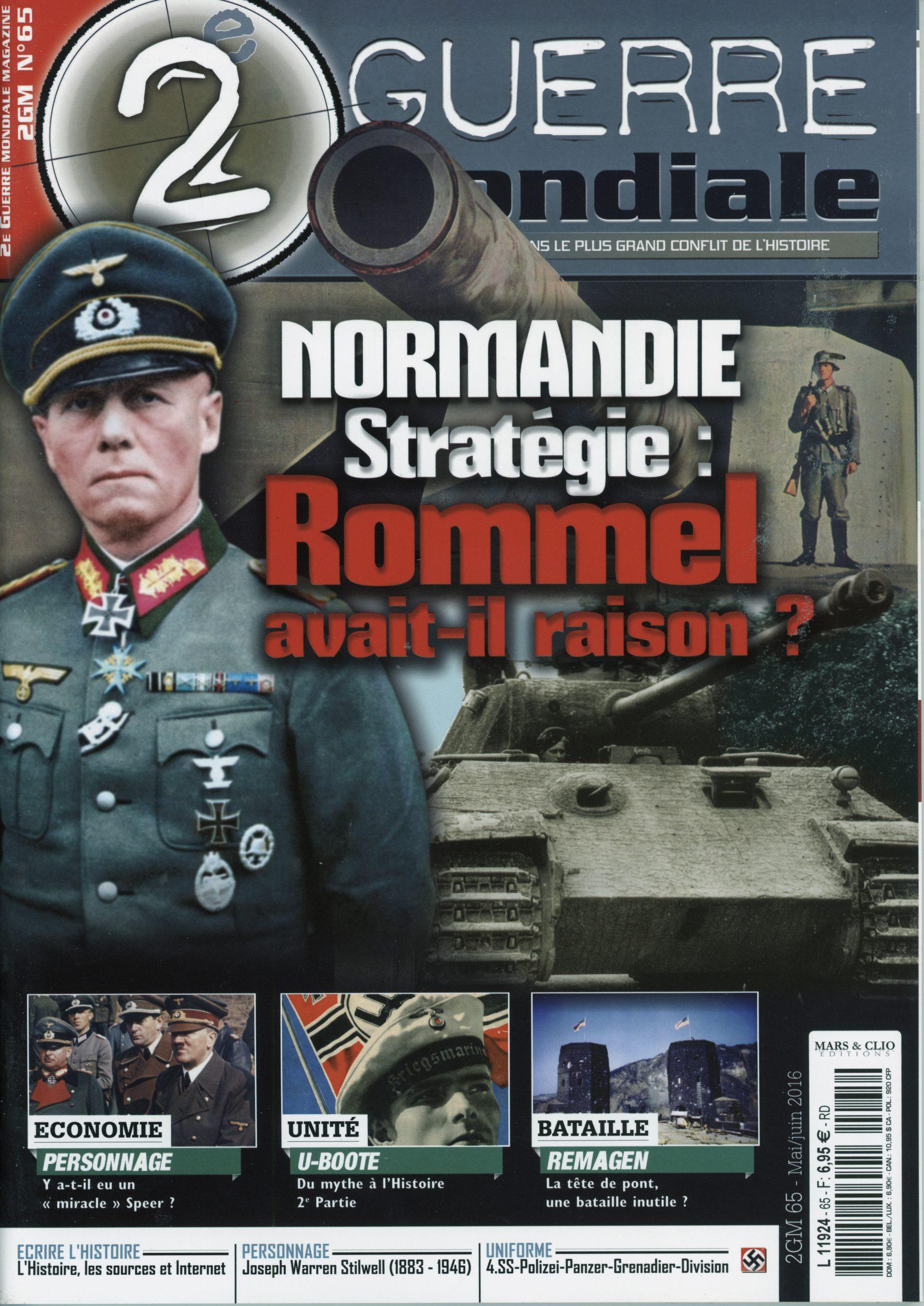 2GM magazine n° 65