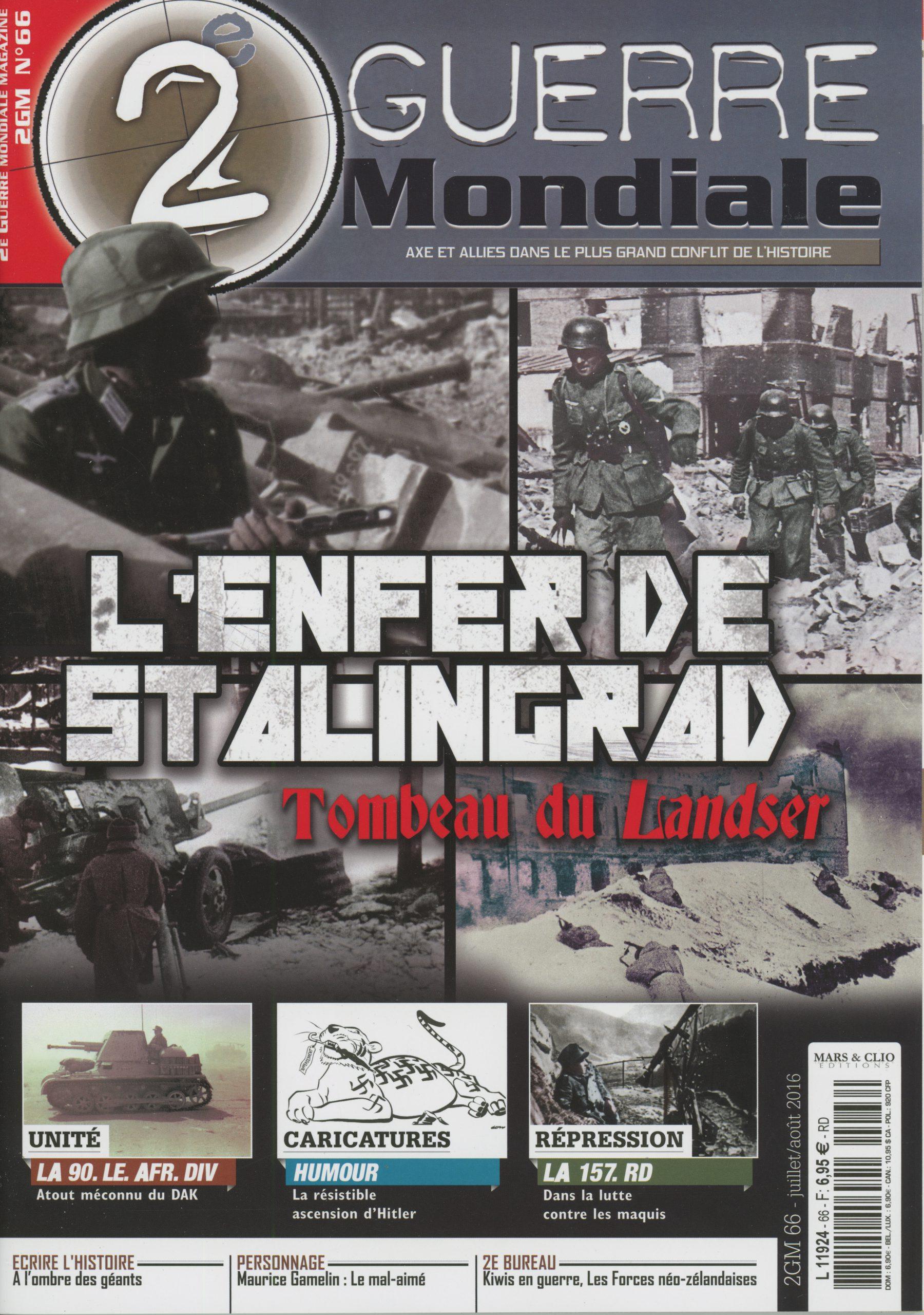 2GM magazine n° 66