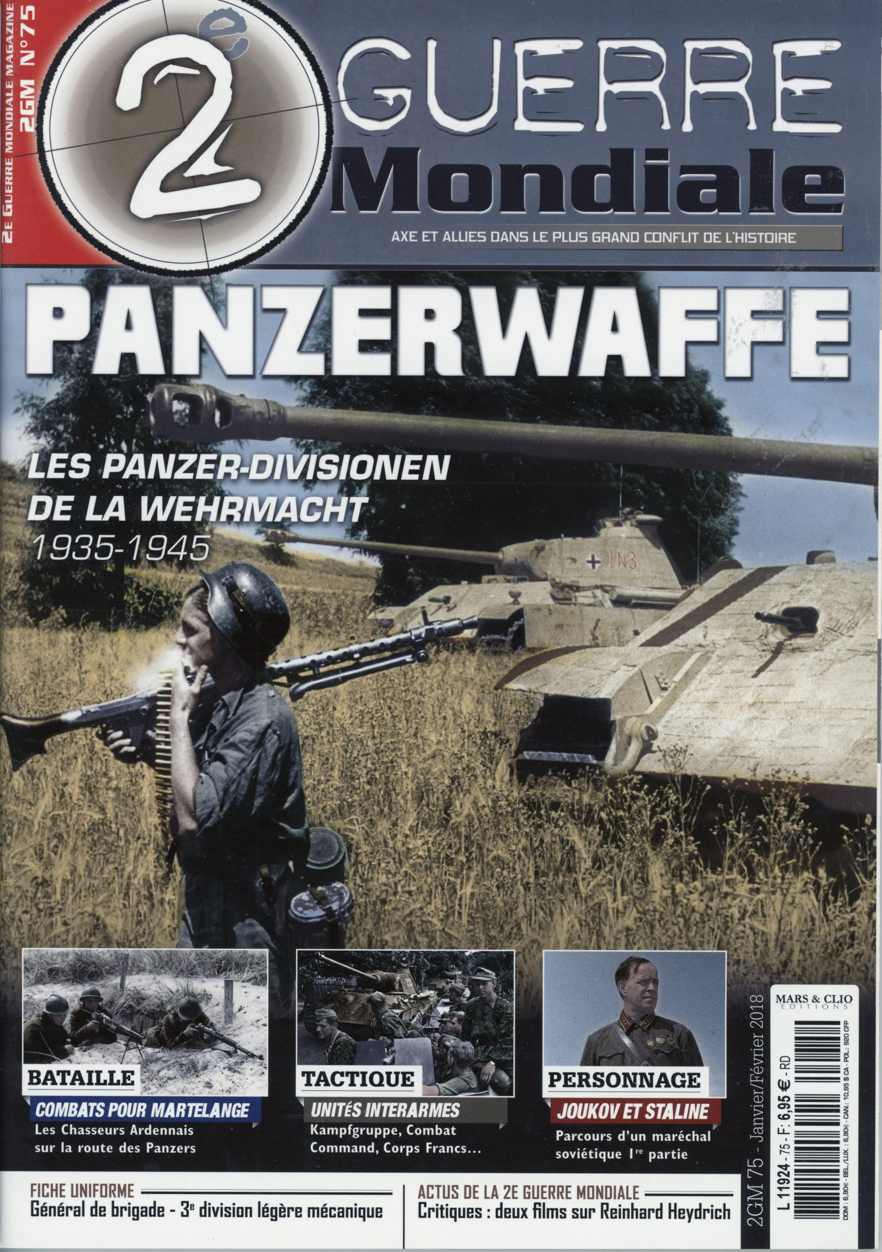 2GM magazine n° 75