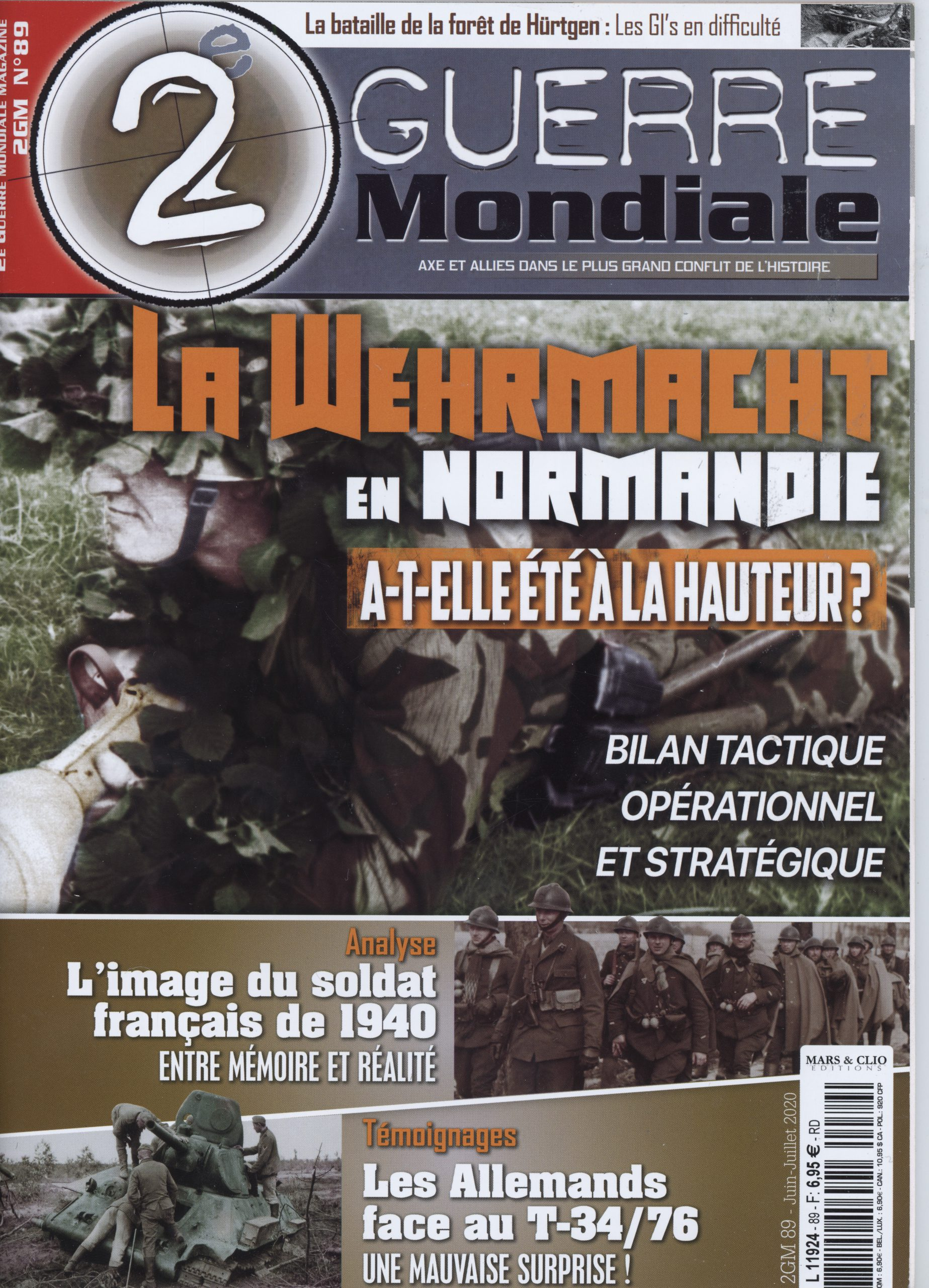 2GM magazine n° 89