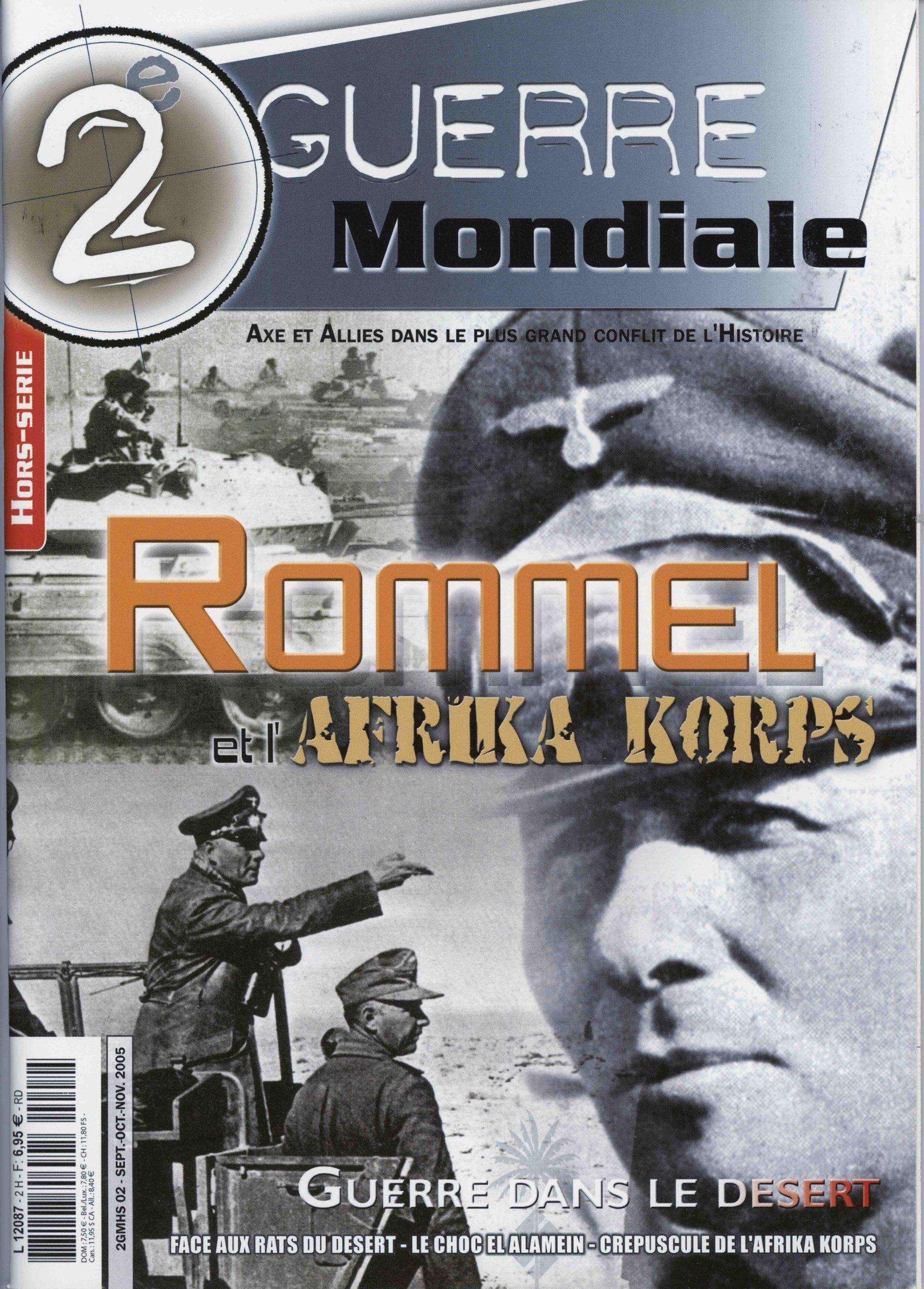 2GM magazine hors-serie n° 2