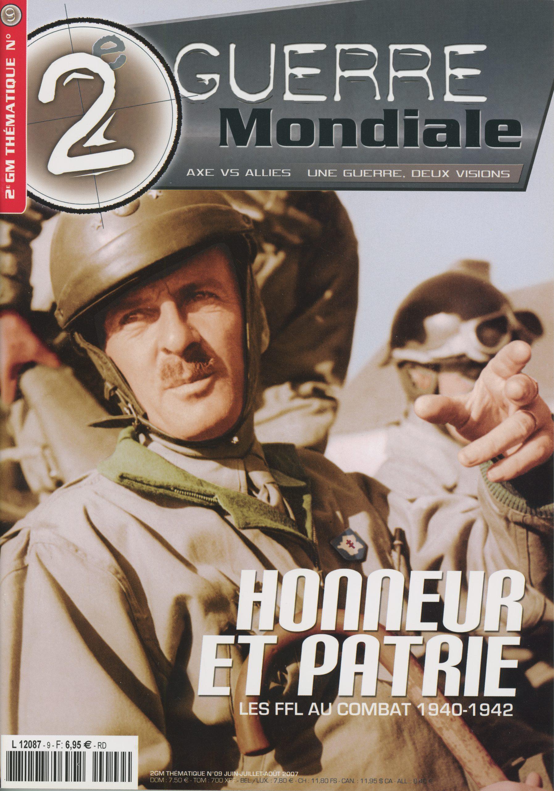 2GM magazine hors-serie n° 9