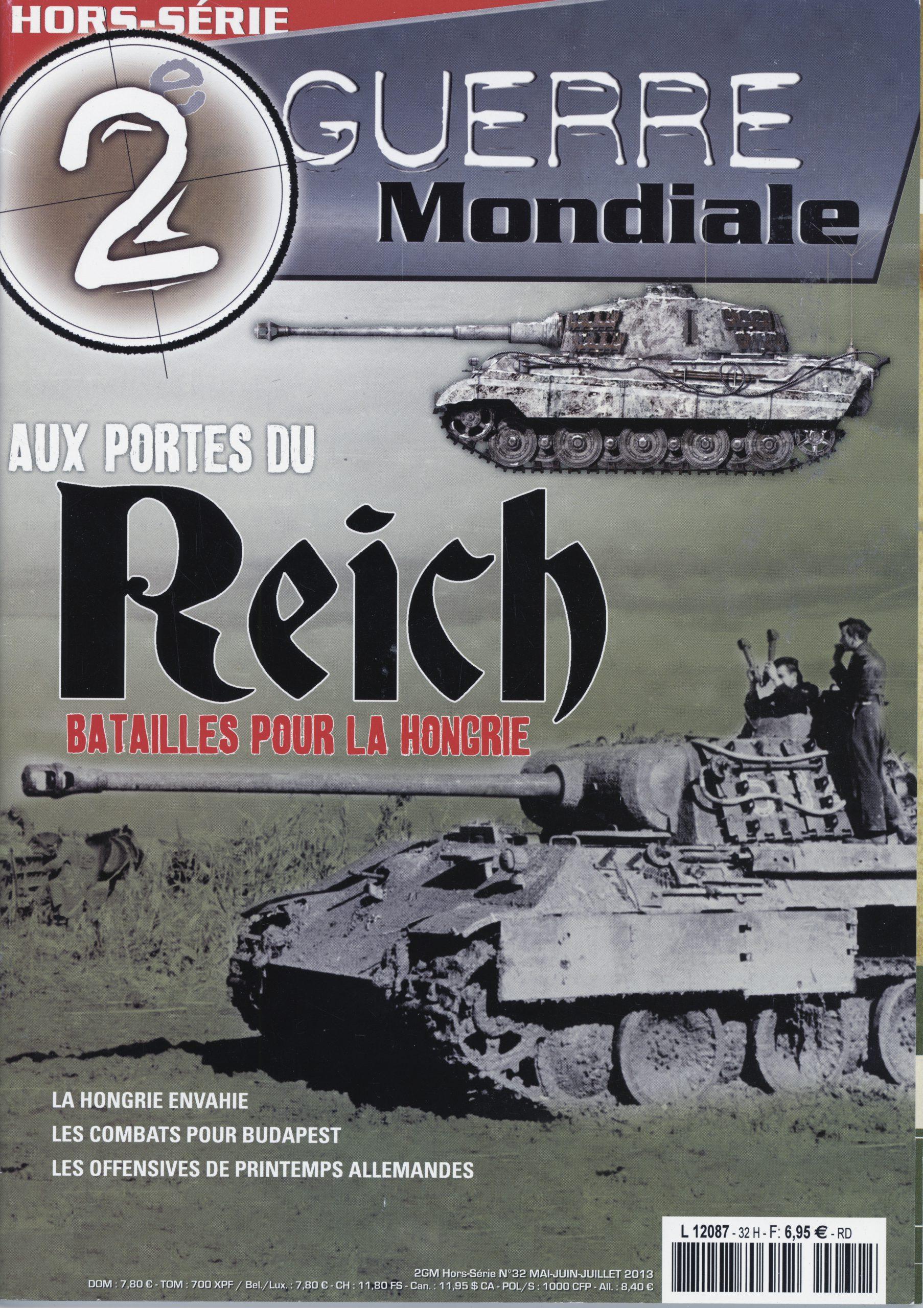 2GM magazine hors-serie n° 32